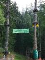 Hochseilgarten Obereggen