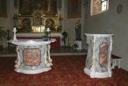 Steinegg, Alte Pfarrkirche
