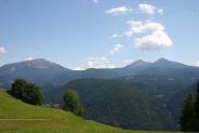 Schwarzhorn und Weißhorn